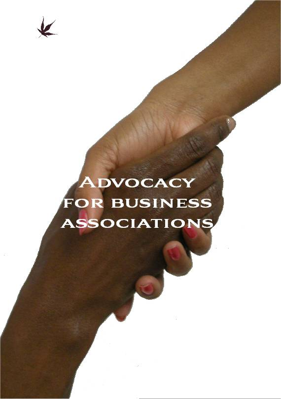 ADVOCACY FOR BUSINESS ASSOCIATIONS
